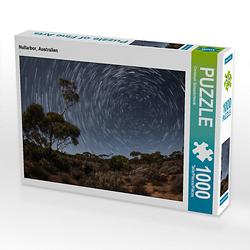 Nullarbor, Australien Lege-Größe 64 x 48 cm Foto-Puzzle Bild von Christoph Schaarschmidt Puzzle