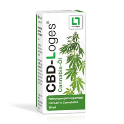 CBD-LOGES Cannabis-Öl 10 ml