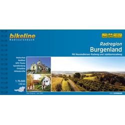 Radregion Burgenland: Buch von
