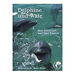 Delphine und Wale