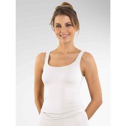 Nina Von C. Unterhemd Unterhemd (1 Stück) weiß 44