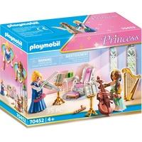 Playmobil Princess Musikzimmer 70452