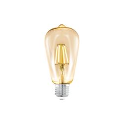 Eglo LED-Leuchtmittel Vintage länglich, 4W / E27