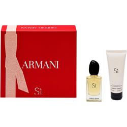 Giorgio Armani Duft-Set Armani Si, 2-tlg.