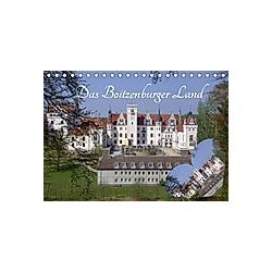 Das Boitzenburger Land (Tischkalender 2021 DIN A5 quer)