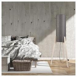 Licht-Trend Stehlampe Dreibein Neo 131cm Holz