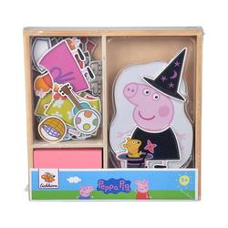 Eichhorn Puzzle Peppa Pig Mag. Umzieh-Puzzle, Puzzleteile