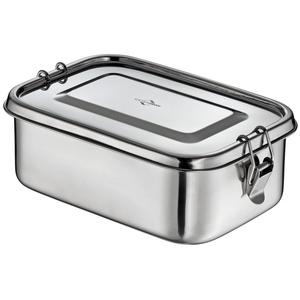 KÜCHENPROFI Lunchbox CLASSIC Edelstahl 22 x 15 cm Lunch-Box Brotdose