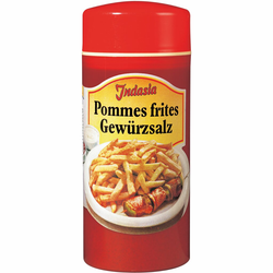Pommes-Frites-Gewürzsalz - Indasia