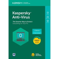 Kaspersky Lab Kaspersky Anti-Virus 2018