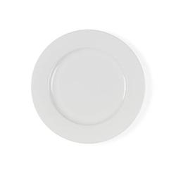 Bitz Teller Weiß Porzellan 27 cm