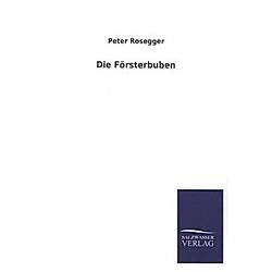 Die Försterbuben. Peter Rosegger  - Buch