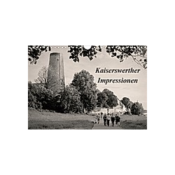 Kaiserswerther Impressionen (Wandkalender 2021 DIN A4 quer)