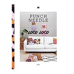 Punch Needle - Loco Loco N°3 - Buch