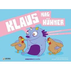 Klaus mag Hühner