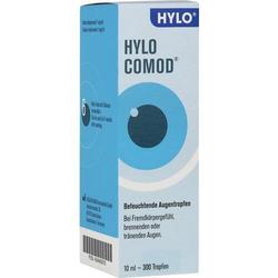 HYLO-COMOD Augentropfen 10 ml