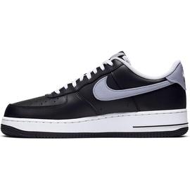Nike Men's Air Force 1 '07 LV8 black grey white, 45 ab 109