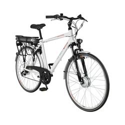 "CHRISSON, E-Bike City Herren, 28 "", 7-Gang, 13.4 Ah weiß"