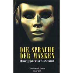 Die Sprache der Masken als Buch von