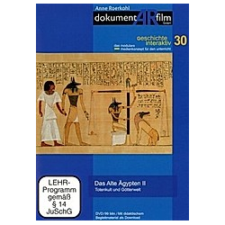 Das Alte Ägypten II - Götterwelt und Pyramiden