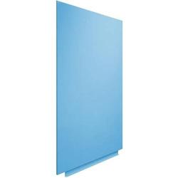 Whiteboard SkinWhiteboard 100x150cm blau