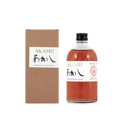 Akashi White Oak Blended Whisky 0,5L (40% Vol.)