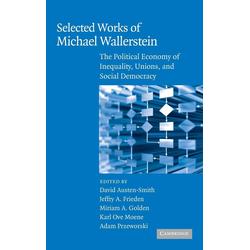 Selected Works of Michael Wallerstein als Buch von Michael Wallerstein