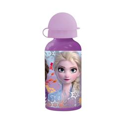 p:os Trinkflasche Aluflasche Die Eiskönigin, 400 ml