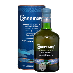 Connemara Distillers Edition Whiskey