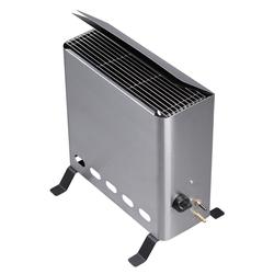 Tepro Gewächshausheizung Gasheizung Gewächshaus Gasheizer mit Thermostat 4,2 kW