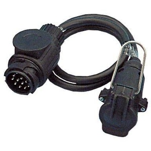 Kfz-Adapterkabel 13-auf 7-polig