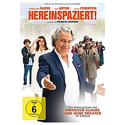 Hereinspaziert! - DVD  Filme