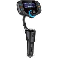 Renkforce FM Transmitter RF-FMD-01 Bluetooth®, microSD, Klinke, USB inkl. Freisprechfunktion