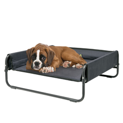 Maelson Hundebett Soft Bed™ 86 anthrazit
