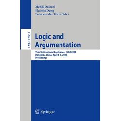 Logic and Argumentation als Buch von