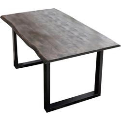 SIT Esstisch grau Holz-Esstische Holztische Tische Tisch