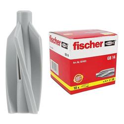 10 Stk. Fischer Gasbetondübel GB 14 - 50493
