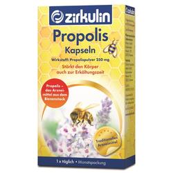 Zirkulin zirkulin Propolis Kapseln mit Vitamin C