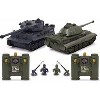 Jamara Panzer Tiger Battle Set 1:28 2.4GHz