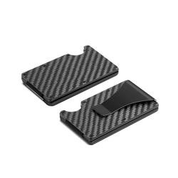 Kreditkartenhalter mit RFID Blocker - für bis zu 14 Karten