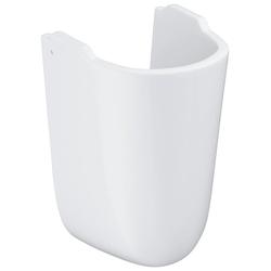 Grohe Siphonverkleidung Bau Keramik Halbsäule, für Waschbecken