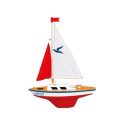 Günther Wasserspielzeug Segelboot Giggi