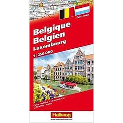 Belgie  Luxemburg; Belgium  Luxemburg - Buch