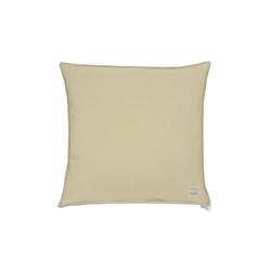 Apelt Kissenhülle in beige, 49 x 49 cm