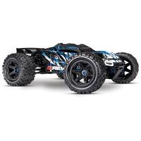 Traxxas Truggy E-Revo BL RTR blau 86086-4