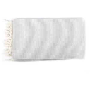 Bonamaison 100% Baumwolle Türkisches dünnes Hamamtuch, Pesthemal, Badetuch, Strandtuch, 170 X 90 cm - Hergestellt in der Türkei