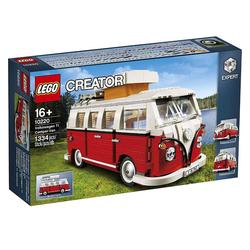 LEGO Creator - 10220 - Volkswagen T1 Campingbus - OVP beschädigt
