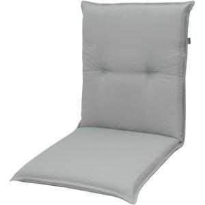 """Doppler 8 cm Luxus Niederlehner Auflage 9827"""", grau Uni, Made IN Europe"""
