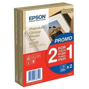EPSON Fotopapier S042167 10,0 x 15,0 cm glänzend