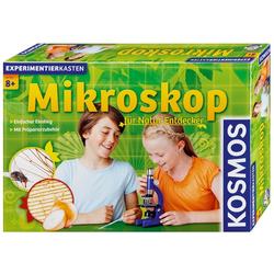 KOSMOS Mikrosop für Natur-Entdecker